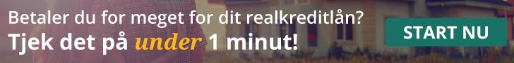 find ud af om dit lån er for dyrt