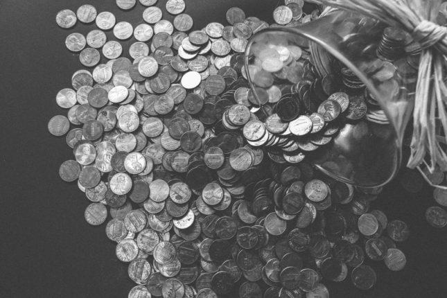 Pensions opsparing og økonomisk uafhængig - 100 kroners planen