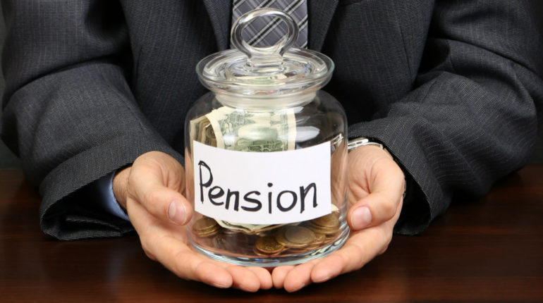 pensions opsparing