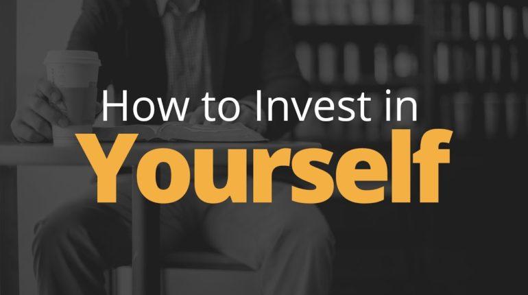 invester i dig selv