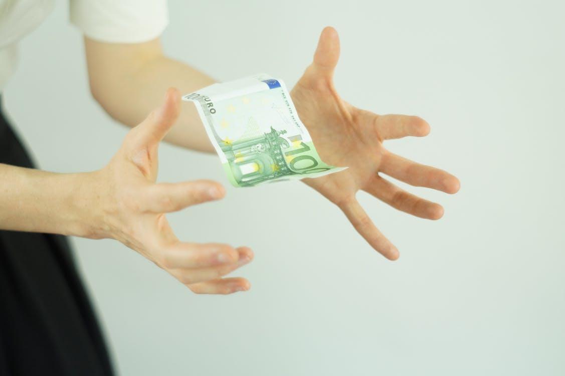 Undgå pengeproblemer! 5 fejl som vi alle har lavet