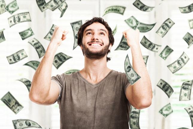 tjen penge på at låne penge ud