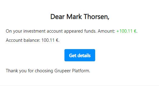Anmeldelsen af crowdlending platformen Grupeer 4
