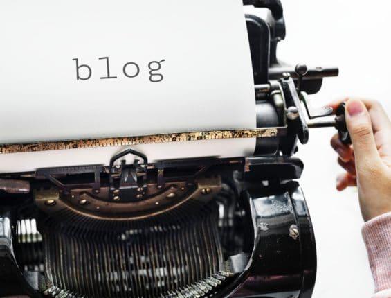 Invester i en blog og tjen penge