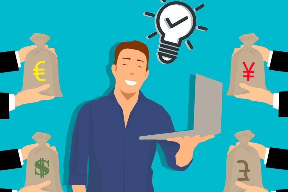5 tips til at tjene nemme penge