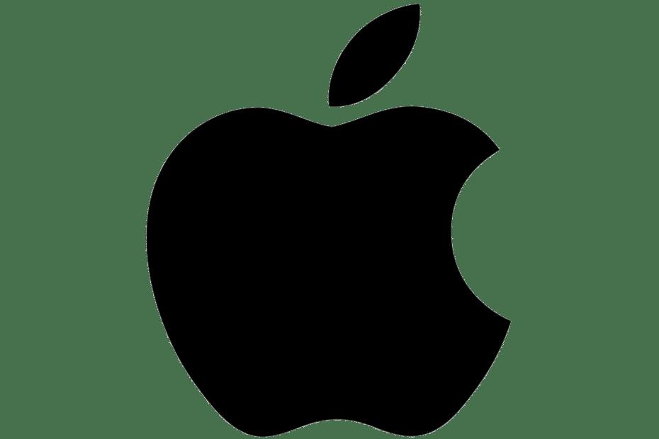 Apple aktier kursen