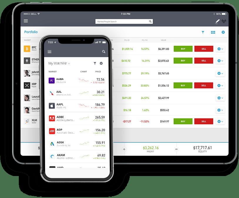 aktie app og investerings app